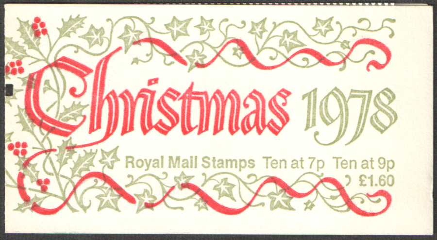 FX1 / DB10(1) + BMB 1978 Christmas Booklet
