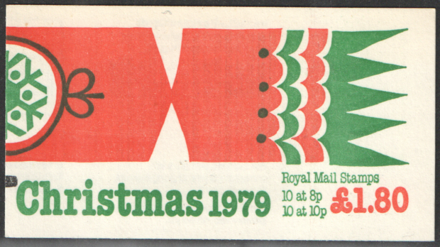 FX2 / DB10(2) + BMB Cyl B5 B4 (B23) Dot 1979 Christmas Booklet
