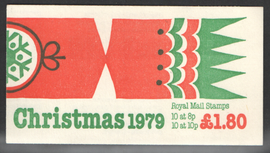 FX2 / DB10(2) Cyl B5 B4 (B23) Dot 1979 Christmas Booklet