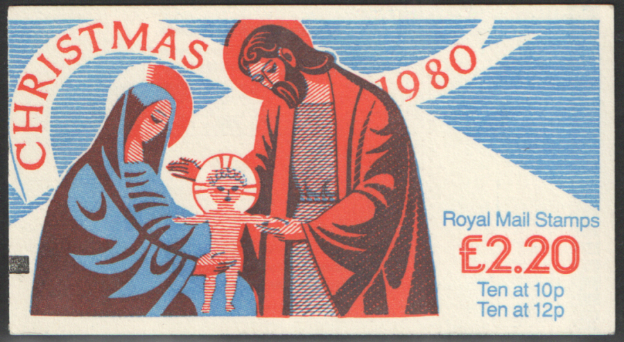 FX3 / DB10(3) + BMB Cyl B8 B18 (-) 1980 Christmas Booklet