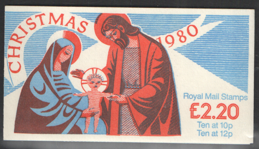 FX3 / DB10(3) Cyl B8 B18 (-) 1980 Christmas Booklet
