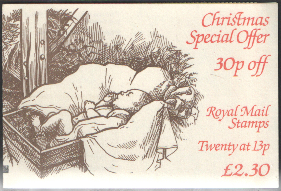 FX7 / DB12(1) + BMB 1984 Christmas Booklet