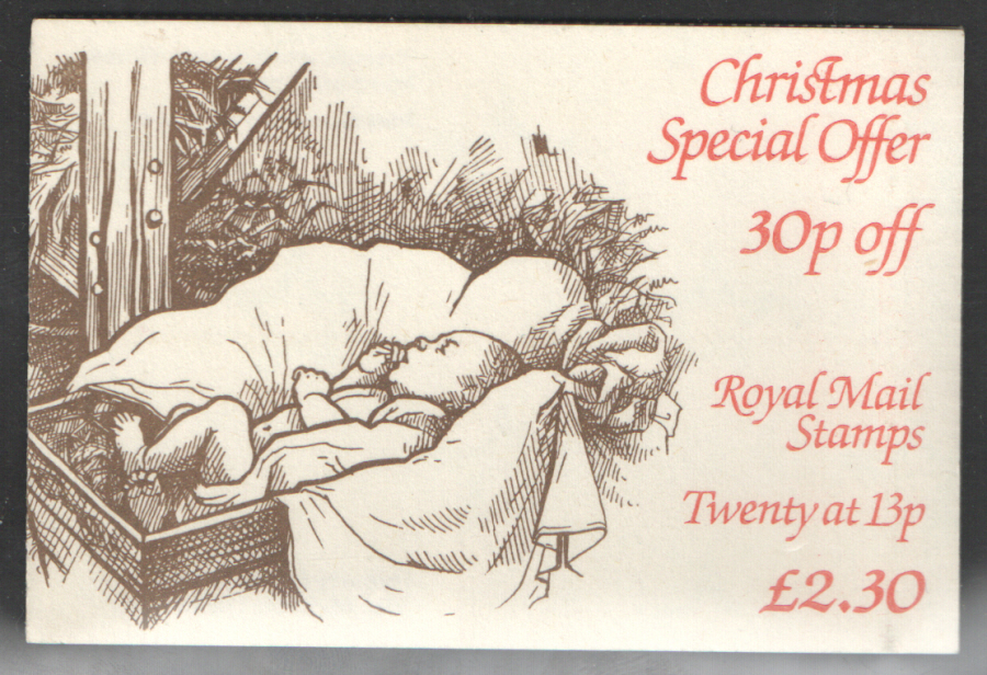 FX7 / DB12(1) 1984 Christmas Booklet