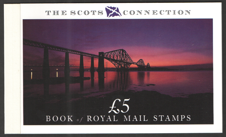DX10 / DB5(10) 1989 Scots Connection Prestige Booklet