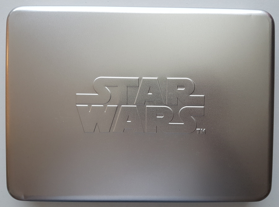 DY15 / DB5(67) Limited Edition 2015 Star Wars Prestige Booklet