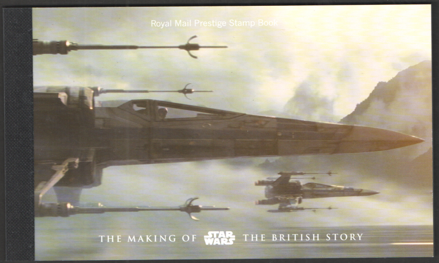 DY15 / DB5(67) 2015 Star Wars Prestige Booklet