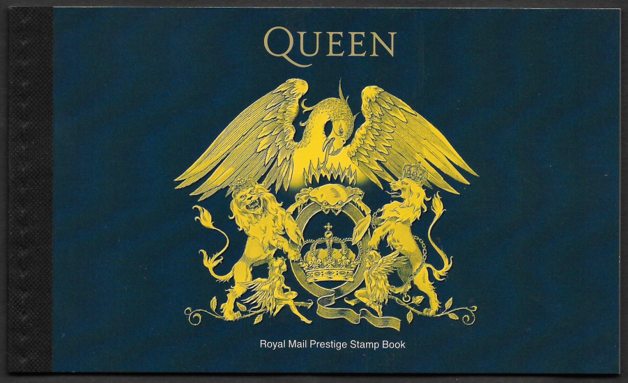 DY35 / DB5(87) 2020 Queen Royal Mail Prestige Booklet