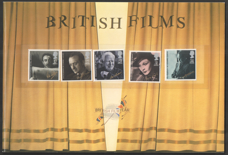 1985 British Films Souvenir Book