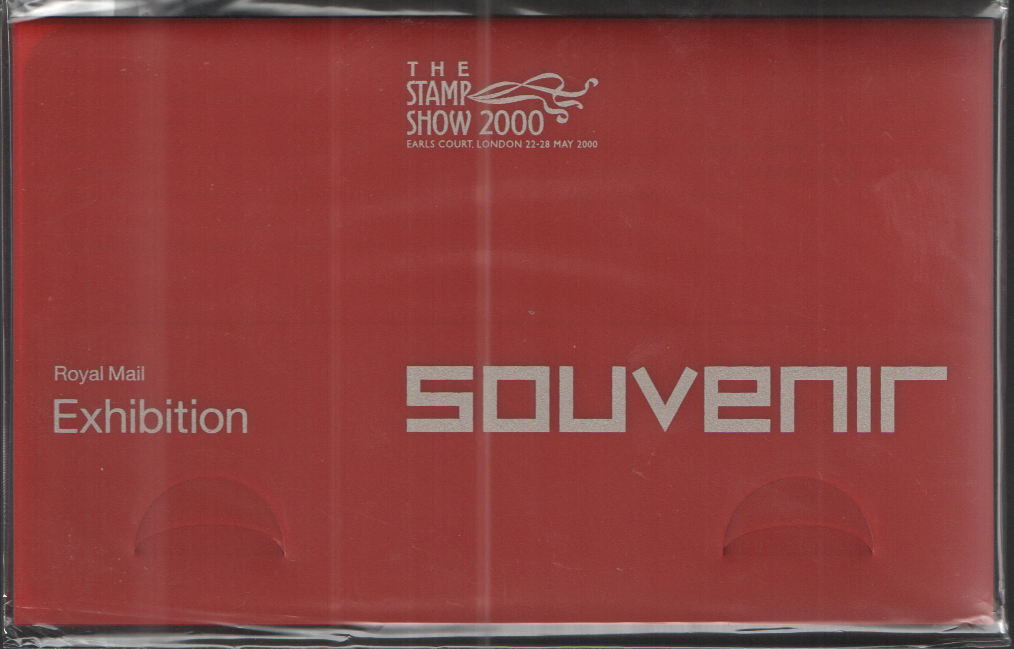 "2000 ""Stamp Show 2000"" Royal Mail Exhibition Souvenir Sealed Pack"