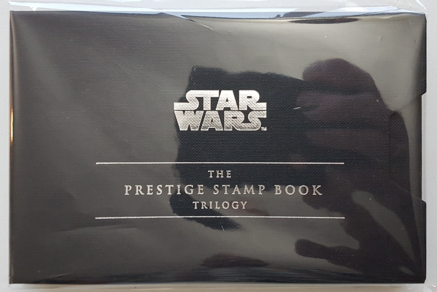 2019 Star Wars Royal Mail Prestige Booklet Trilogy Presentation Box