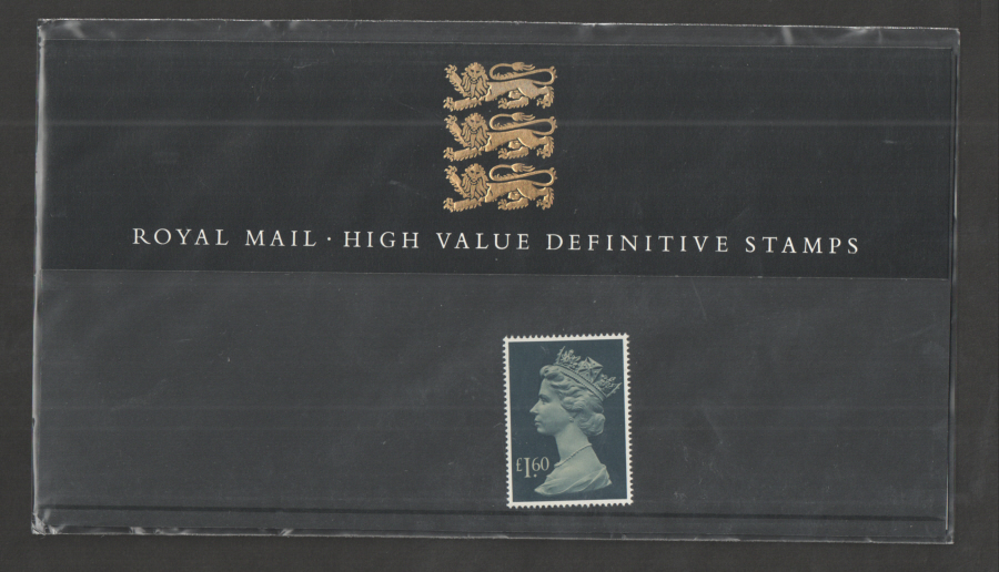 1987 Machin Definitive Royal Mail Presentation Pack 14
