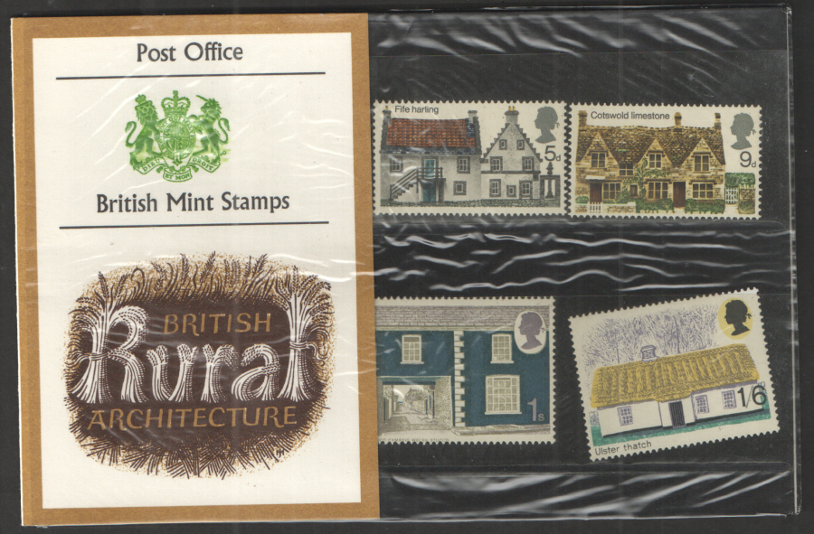 1970 Rural Architecture Type B - Two Tufts Presentation Pack