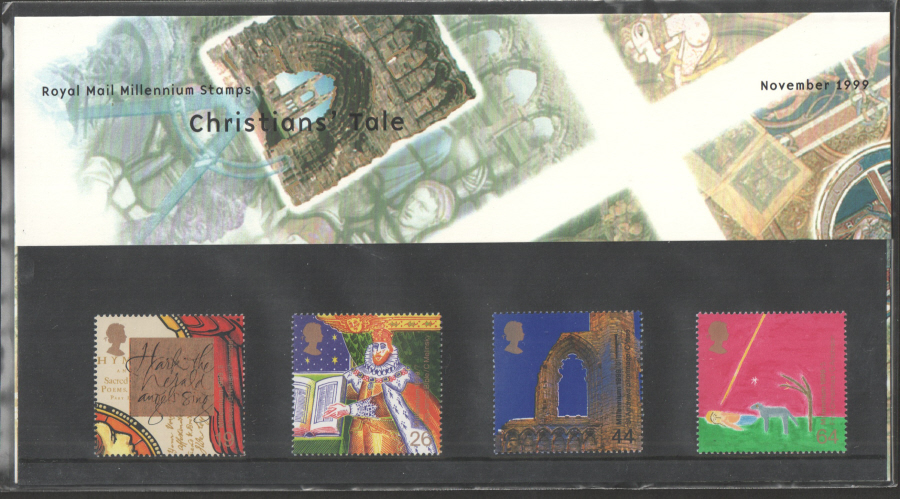 1999 Christians' Tale Royal Mail Presentation Pack 304