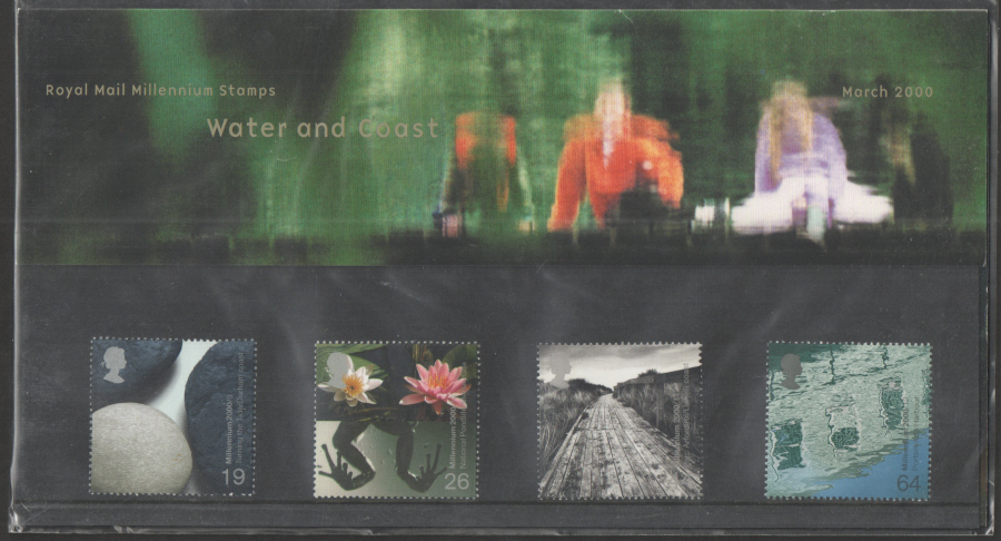 2000 Water & Coast Royal Mail Presentation Pack 309