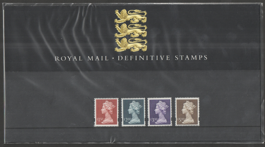 1999 Machin Definitive Royal Mail Presentation Pack 43