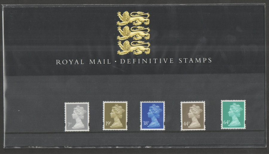 1999 Machin Definitive Royal Mail Presentation Pack 44