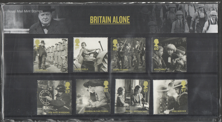 2010 Britain Alone Presentation Pack 442