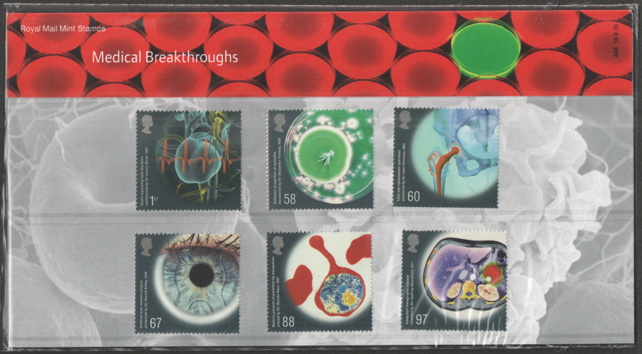 2010 Medical Breakthroughs Presentation Pack 446