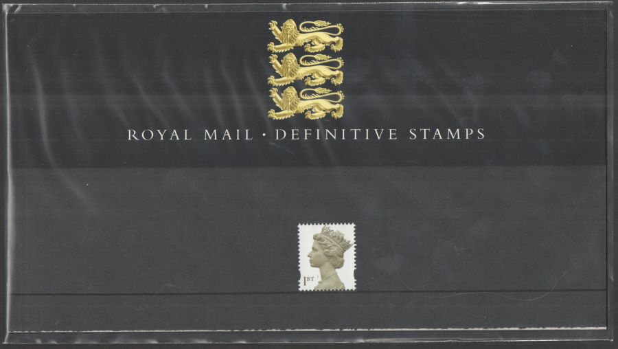 2000 Machin Definitive Royal Mail Presentation Pack 48