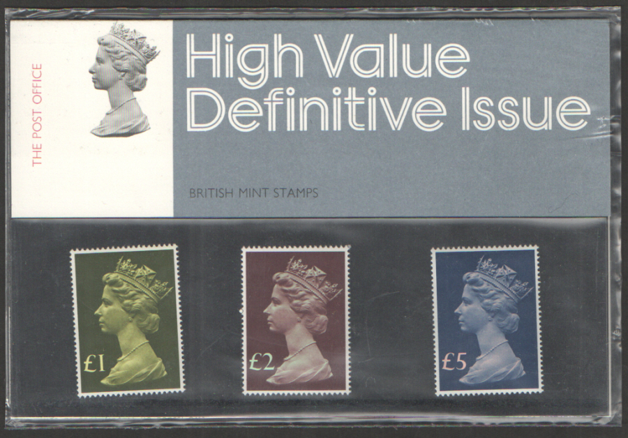 1977 Machin Definitives Royal Mail Presentation Pack 91