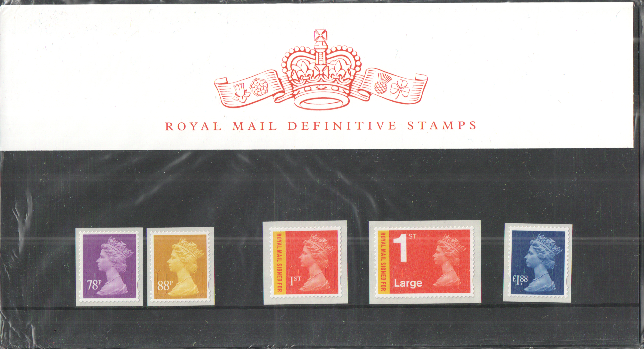 2013 Machin Definitive Royal Mail Presentation Pack 97