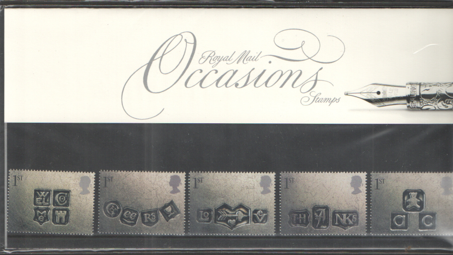 2001 Occasions Royal Mail Presentation Pack M05