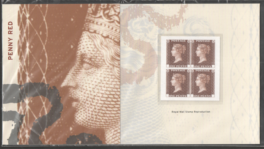 2011 Penny Red Facsimile Royal Mail Presentation Pack