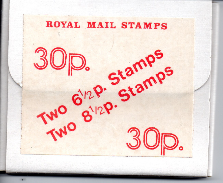 30p Scottish Experimental Stamp Pack Series 1