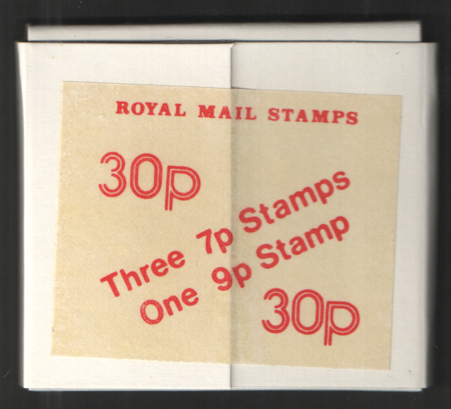 30p Scottish Experimental Stamp Pack Series 3 horizontal format