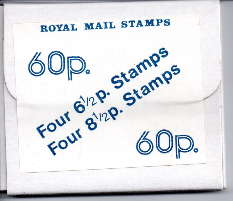 60p Scottish Experimental Stamp Pack Series 1