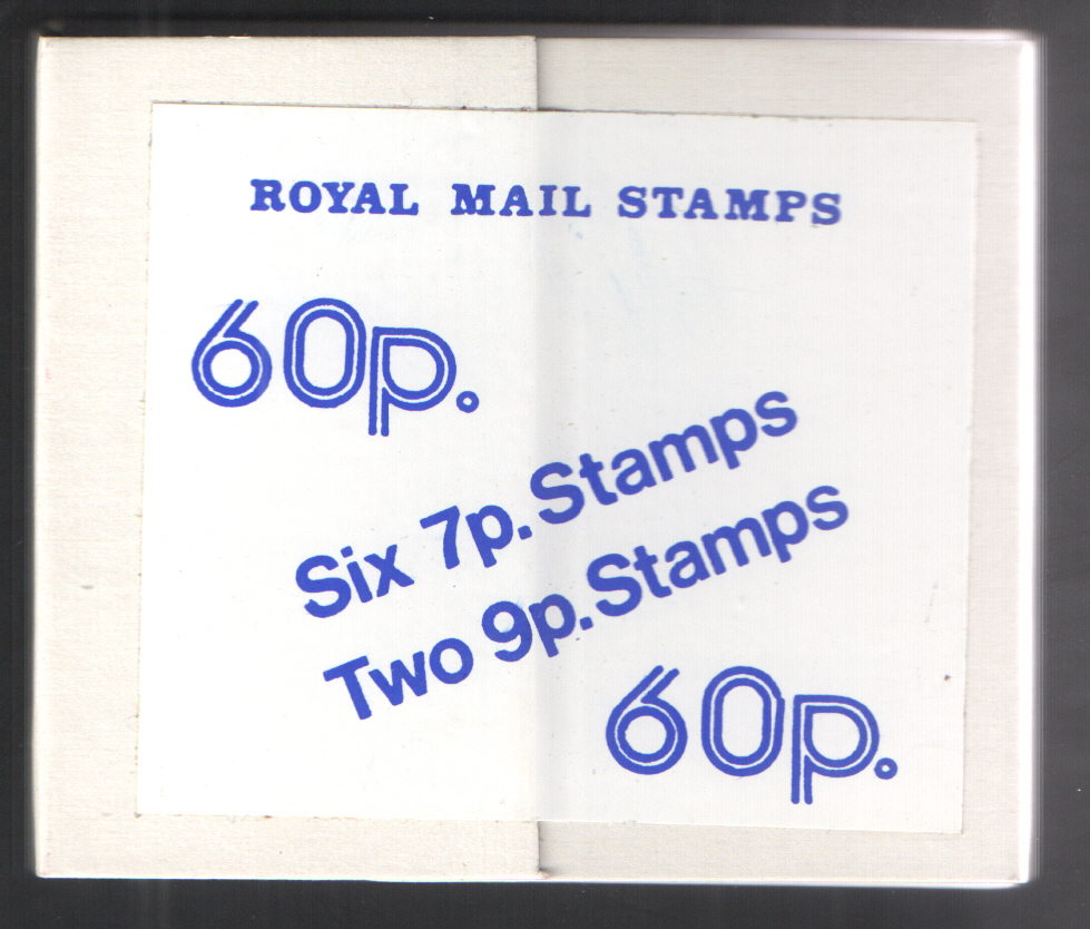 60p Scottish Experimental Stamp Pack Series 2