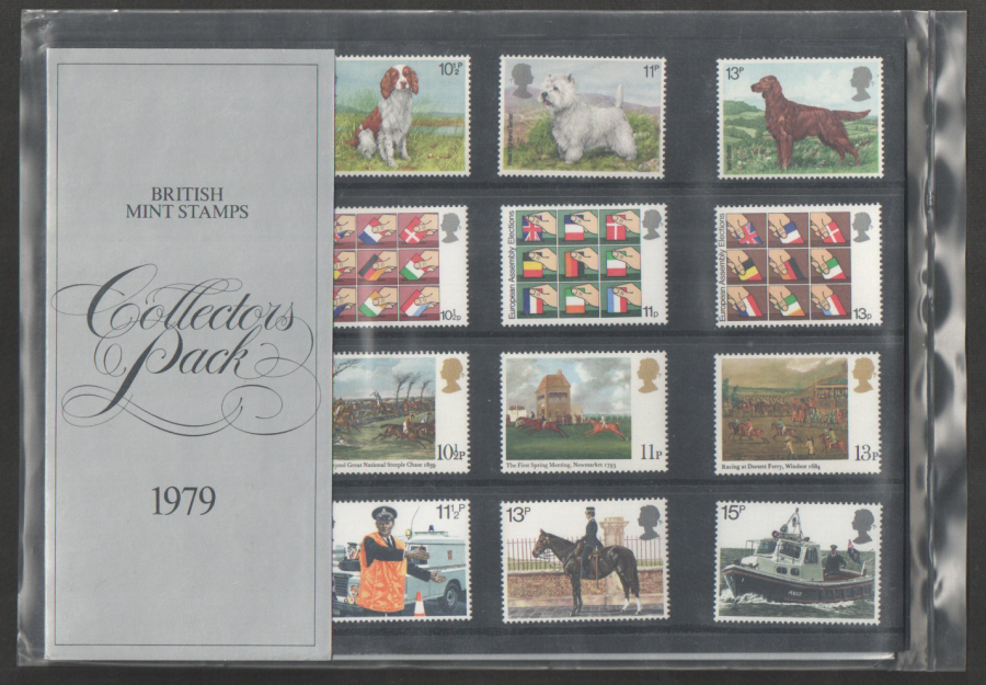 1979 Royal Mail Special Stamps Year Pack