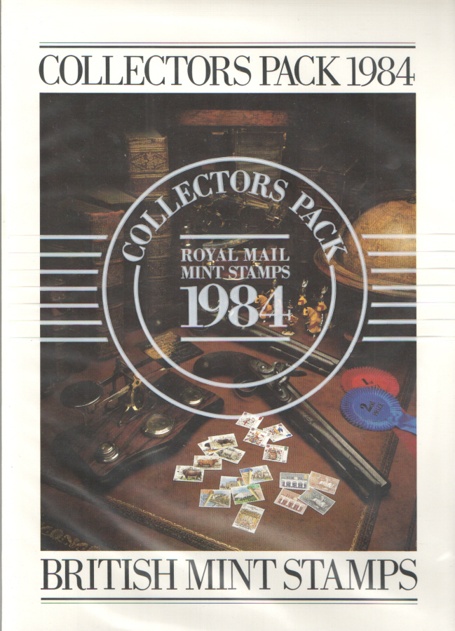 1984 Royal Mail Special Stamps Year Pack