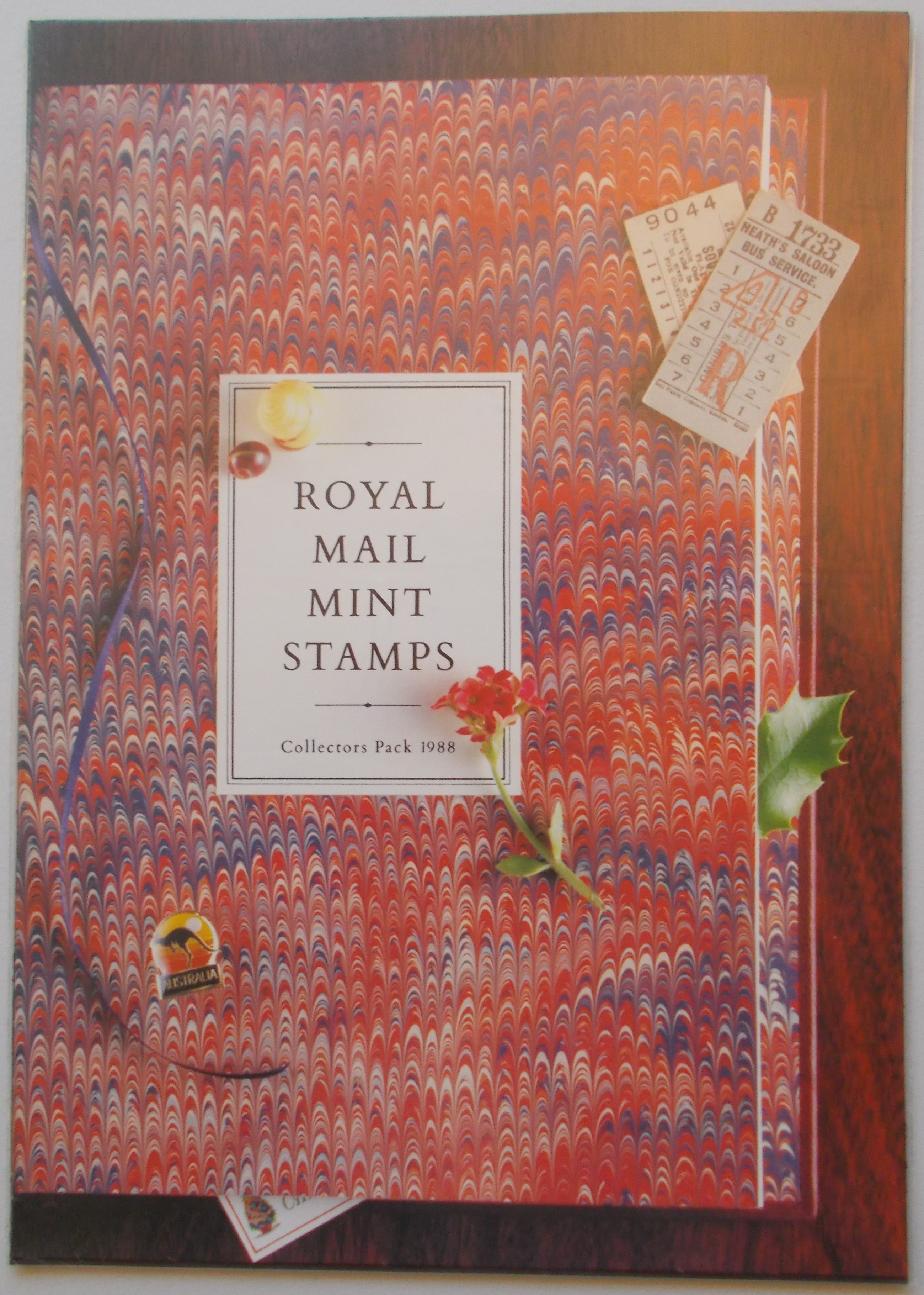 1988 Royal Mail Special Stamps Year Pack