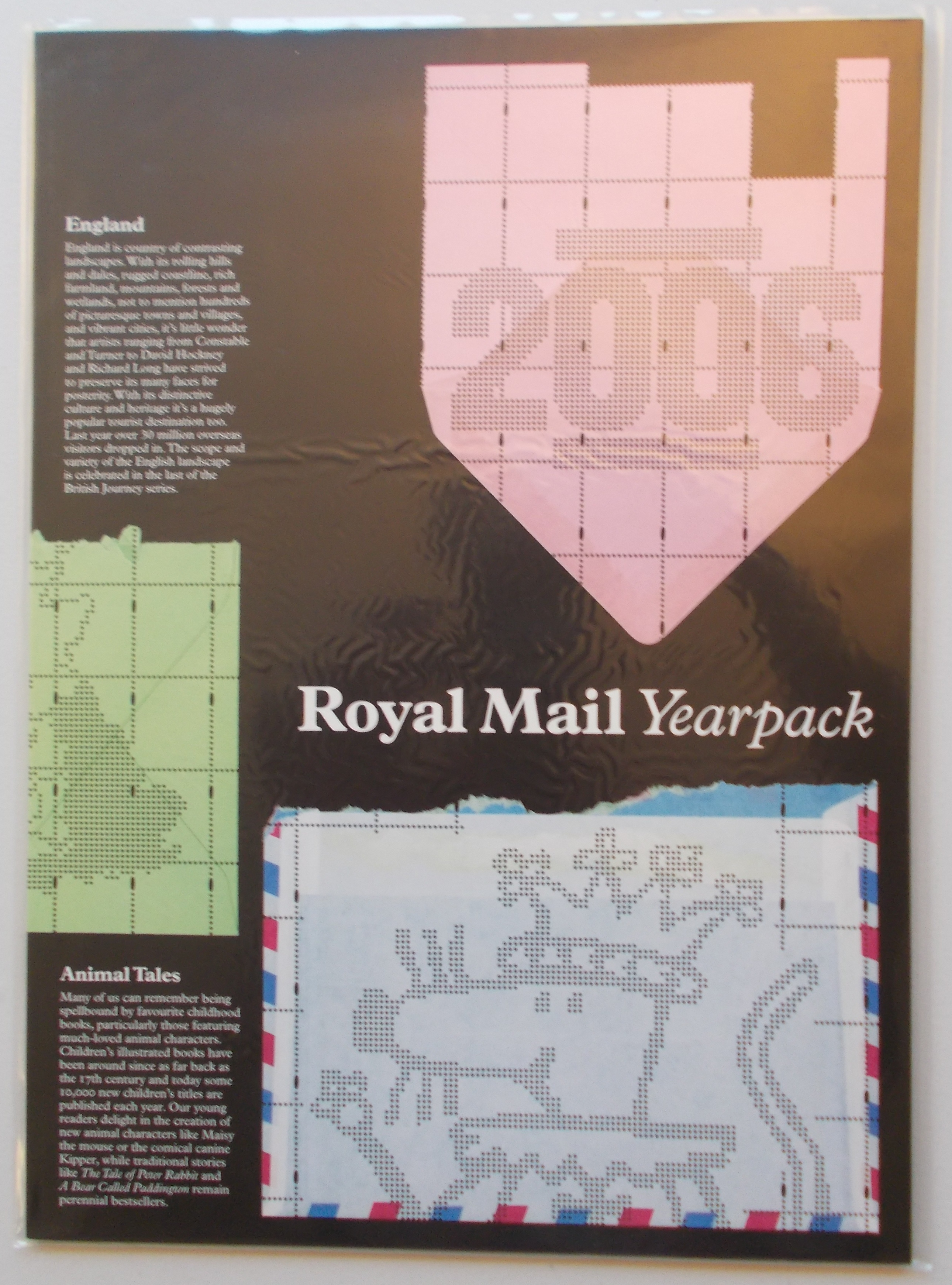 2006 Royal Mail Special Stamps Year Pack