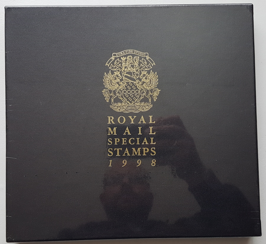 1998 Limited Edition Royal Mail Year Book