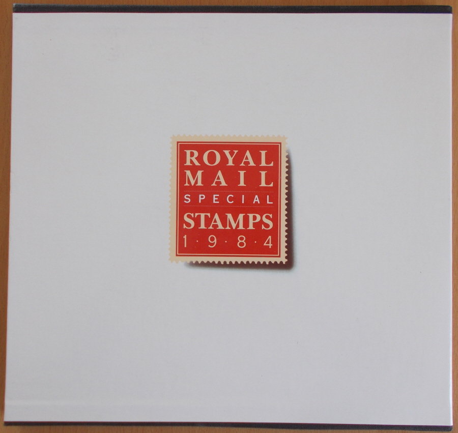 1984 Royal Mail Special Stamps Year Book Number 1
