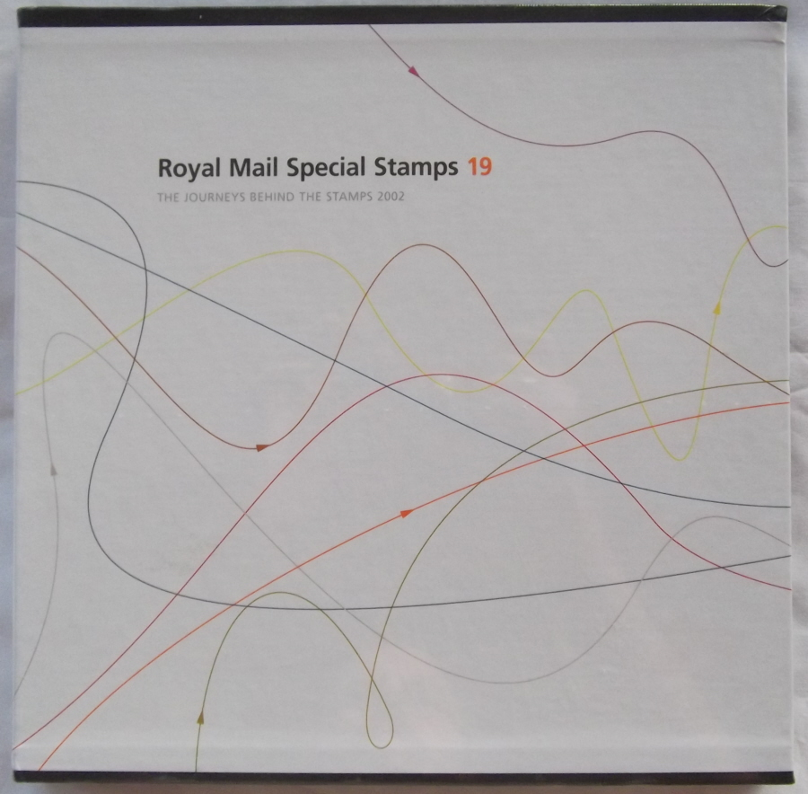 2002 Royal Mail Special Stamps Year Book Number 19