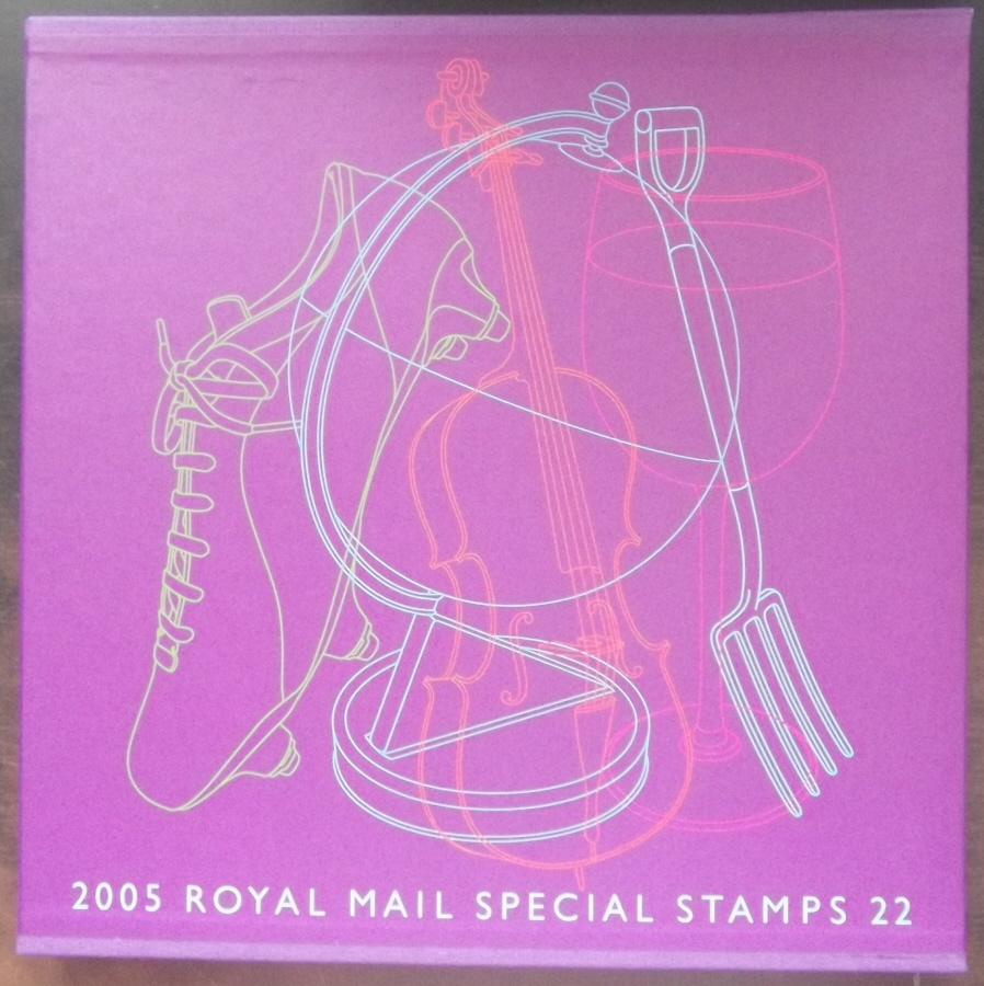 2005 Royal Mail Special Stamps Year Book Number 22