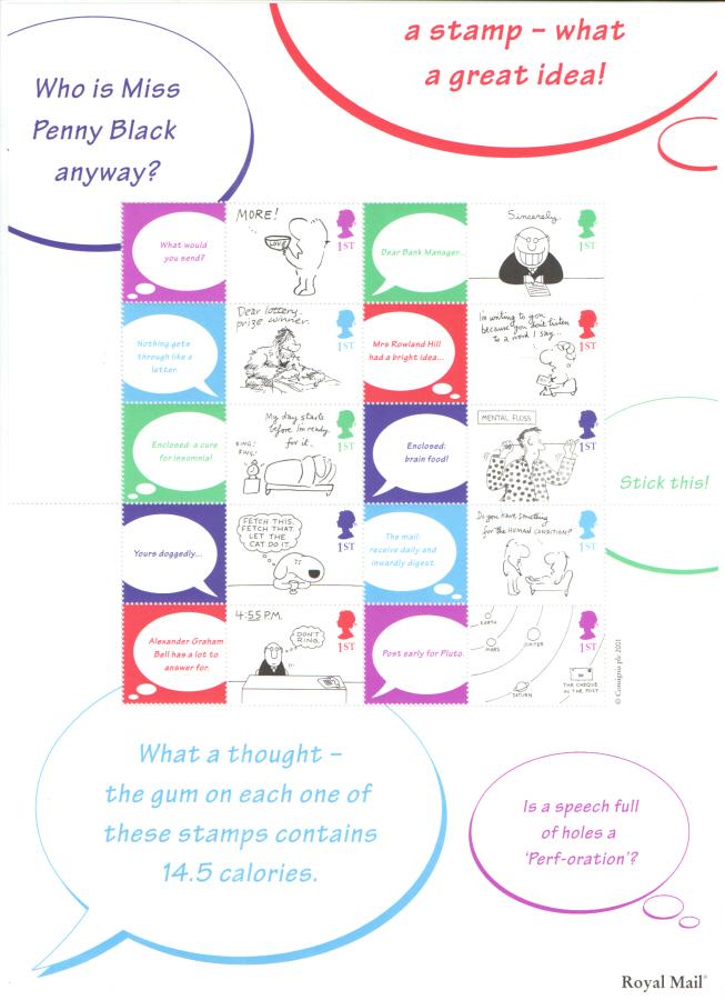 Ls6 2001 greetings cartoons royal mail generic smilers sheet ls6 2001 greetings cartoons royal mail generic smilers sheet m4hsunfo